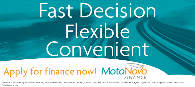Fast Decisions with MotoNovo Finance